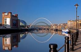 Get a dose of culture on the Quayside