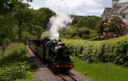 Steam into spring on board the Ravenglass and Eskdale Railway