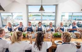 Enjoy a gourmet break at Rick Stein's cookery school