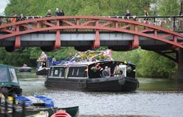 Enjoy boat trips and live music at Leicester Riverside Festival