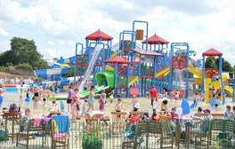 Make a huge splash at Robin Hood's Water Park