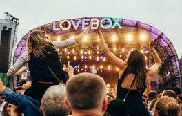 Dance the weekend away at Lovebox in East London