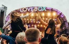 Dansez tout le week-end au Lovebox dans l'est de Londres