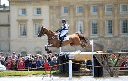 Make your next break the Badminton Horse Trials