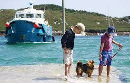 Go on a Family Break to Scenic Scilly