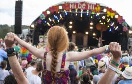 Escape to Camp Bestival for fancy dress and festival fun