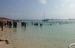 Take the Scilly Sea Swim Challenge