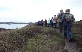 Get your boots on with Walk Scilly