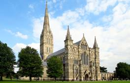 Historische Entdeckungen in Salisbury