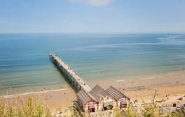 Have a traditional Victorian seaside experience