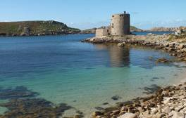 Find over 230 ancient monuments and sites on the Isles of Scilly
