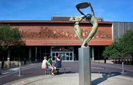 Follow the Stoke-on-Trent Sculpture Trail