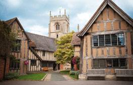 Be inspired in Shakespeare's Schoolroom