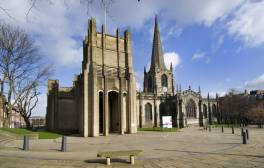 Uncover the story of Sheffield's two Cathedrals