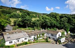 Discover Yorkshire fayre and hospitality at the Shibden Mill Inn