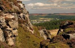 Lassen Sie sich von den atemberaubenden Landschaften Northumberlands beleben