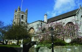 Besichtigung der Minster Church of St. Andrew's