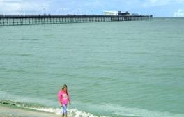 Visit Southport, a classic English seaside resort