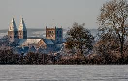 Slow the pace and soak up Southwell's stunning scenery