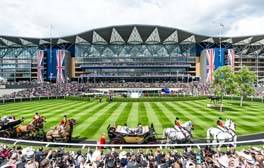 Enjoy a flutter on the horses at Royal Ascot