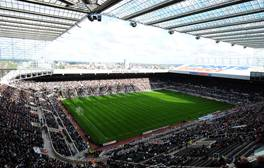 Get football fever at St James' Park