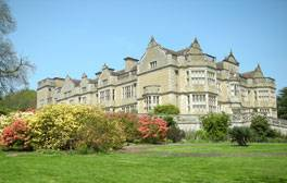 Take a tour round Stokesay Court