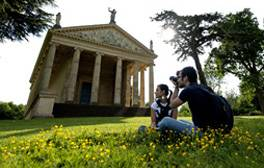 Follow in the footsteps of 18th Century tourists at Stowe