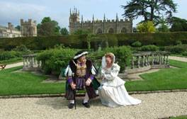 Explore the resting place of the last of Henry VIII's six wives