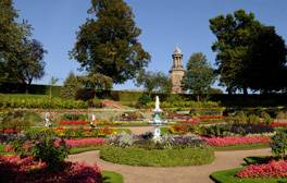Be amongst the flowers at the Shrewsbury Flower Show