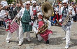 Explore Hebden Bridge in Yorkshire, where all the town's a stage