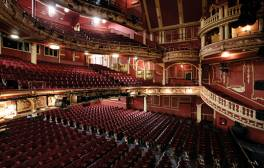 Go behind the scenes at Sunderland Empire Theatre