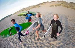 Take an action adventure with a North Devon break
