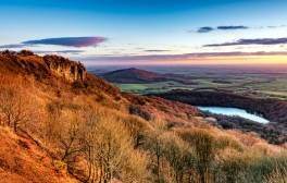 See England's finest view from Sutton Bank