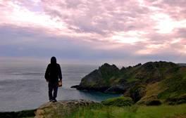 Wanderung auf dem Süd-Devon Coast Path