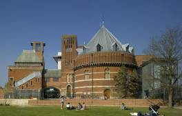 The Play's the Thing Exhibition at the Royal Shakespeare Swan Theatre