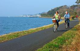 Take on the Tarka Trail for your next break