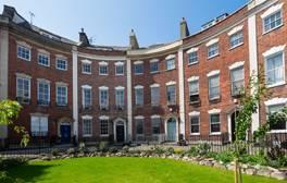 Stay in lavish Georgian suites in Bristol's heart