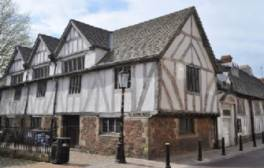 Discover the gruesome past of Leicester's Guildhall