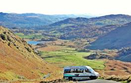 Take an adventurous tour of the Lake District