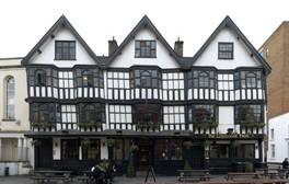 Drink in Bristol's Oldest Pub- the Llandoger Trow