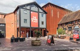 'Page to Stage' tours at the RSC's The Other Place