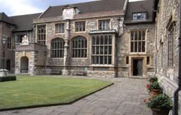 Enter the Charterhouse, one of historic England's best kept secrets