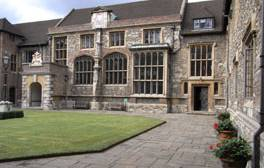 Enter the Charterhouse, one of historic England's best kept secrets