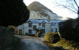 Tuck into a home cooked meal at The Kirkstile Inn