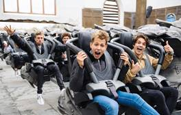 Prepare to be thrilled at Thorpe Park