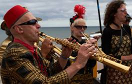 Grab your partner and ceilidh on down to Sidmouth Folk Week