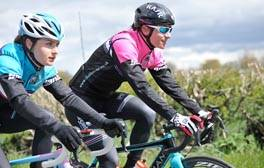 Cheer on cyclists at the Tour de Yorkshire