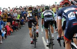 Cheer on the Tour of Britain in Bristol