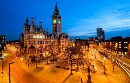 Explore TV and movie hotspots in Manchester