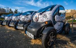 Explore the Lakes in a funky electric 'Twizy'